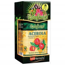 VitaHarmony Acerola 500 mg + Vitamin C 250 mg ─ 90 Tabletten