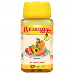 VitaHarmony Beta karoten 25000 m.j. - 100 tablet
