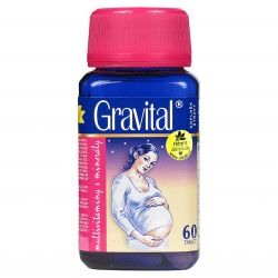 VitaHarmony Gravital 60 Tabletten