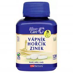 VitaHarmony Kalzium & Magnesium & Zink 120 Tabletten