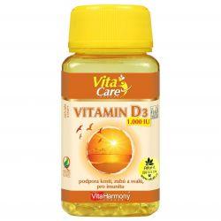 VitaHarmony Vitamin D3 ─ 1000 m.j. ─ 150 Kapseln