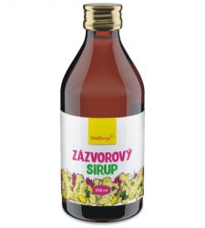 Wolfberry Ingwersirup 250 ml