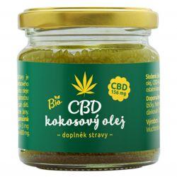 Zelená Země CBD Kokosöl 30 ml