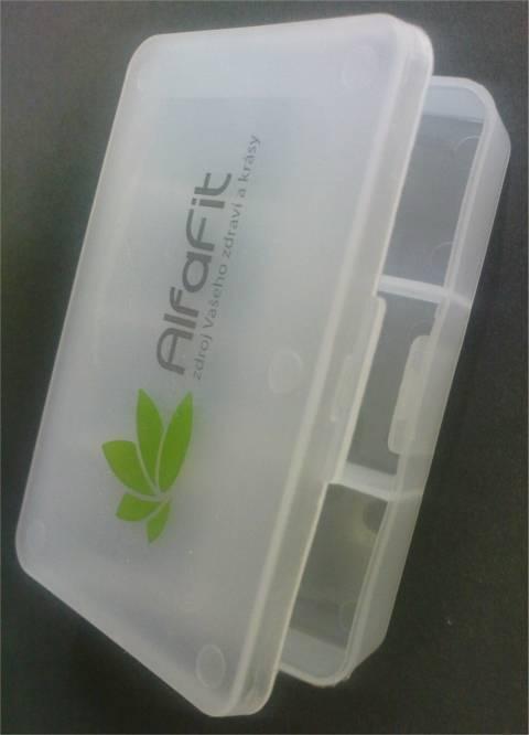 AlfaFit Tablet Box