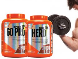 15.03.2020 - AKCE na proteiny a gainery EXTRIFIT