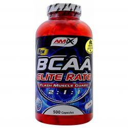 Amix BCAA Elite Rate 500 Kapseln