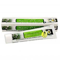 ANEMOS Zahnpasta mit Mastiha Öl Minzgeschmack 75 ml