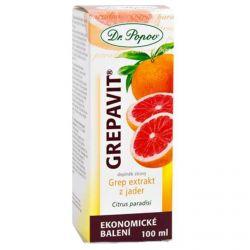 Dr. Popov Grepavit - Samenextrakt 100 ml