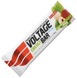 Nutrend VOLTAGE ENERGY BAR, lískový ořech, 65 g