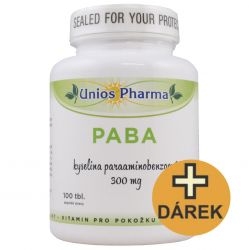 Unios Pharma PABA 300 mg ─ 100 tablet