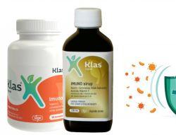 19.07.2020 - NOVINKY - Oblíbené produkty na imunitu od KLASu