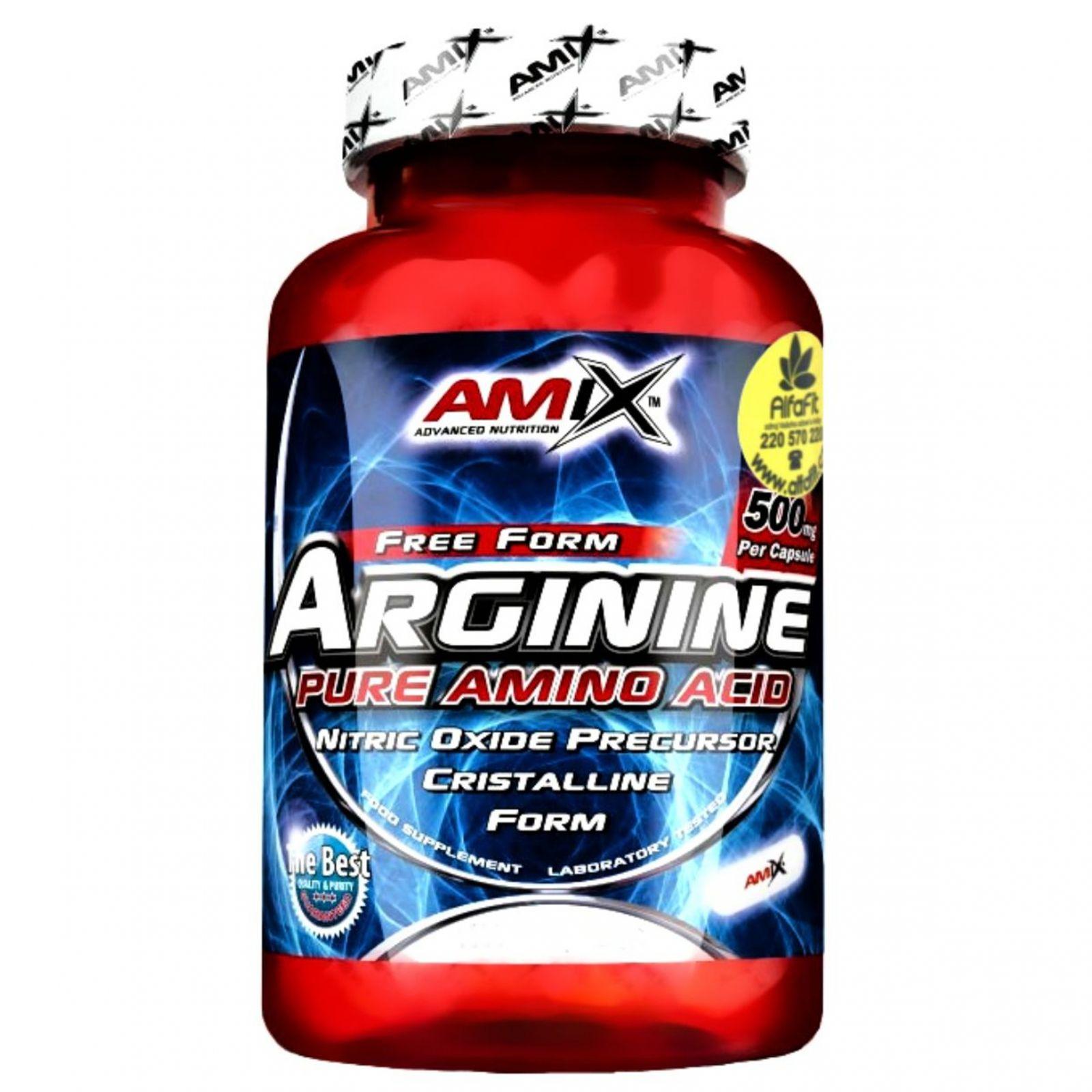 Amix Arginin 120 kapslí