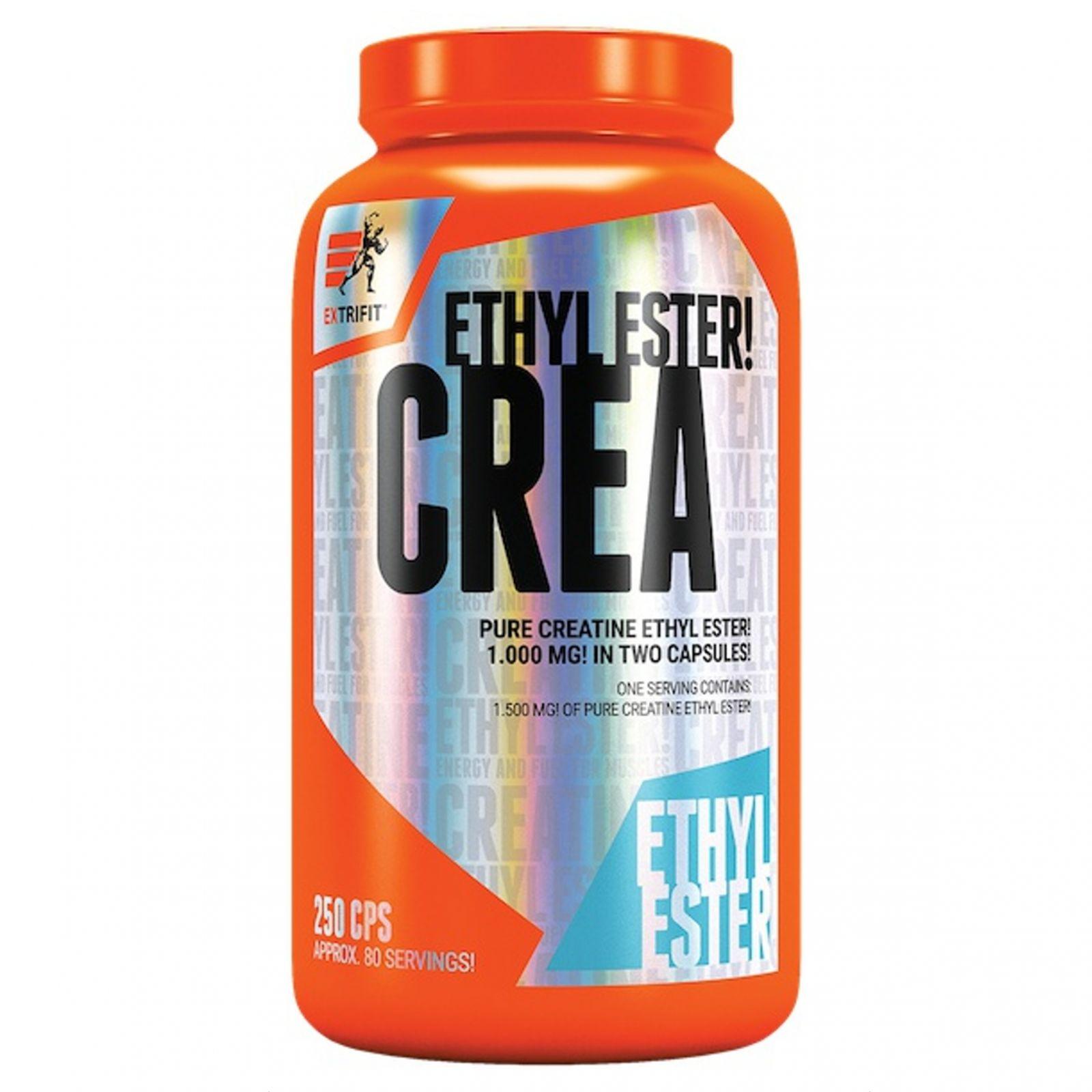 Extrifit Crea Ethyl Ester 250 kapslí
