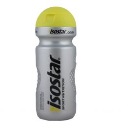Isostar Silber Flasche 500 ml