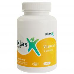 Klas Vitamin C Pulver 250 g