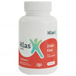 Klas Zink 100 Tabletten
