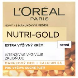 L'Oréal Paris Nutri─Gold Extra Nourishing Day Cream 50 ml