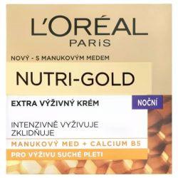 L'Oréal Paris Nutri─Gold Extra Nährende Nachtcreme 50 ml