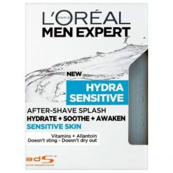 L´Oreal Paris Men Experte Hydra-empfindlicher Balsam nach der Rasur 100 ml