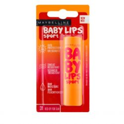 Maybelline Baby Lippen Sport - rot 4,4 g