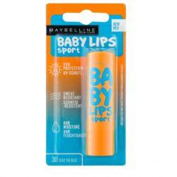 Maybelline Baby Lippen Sport, blau 4,4 g