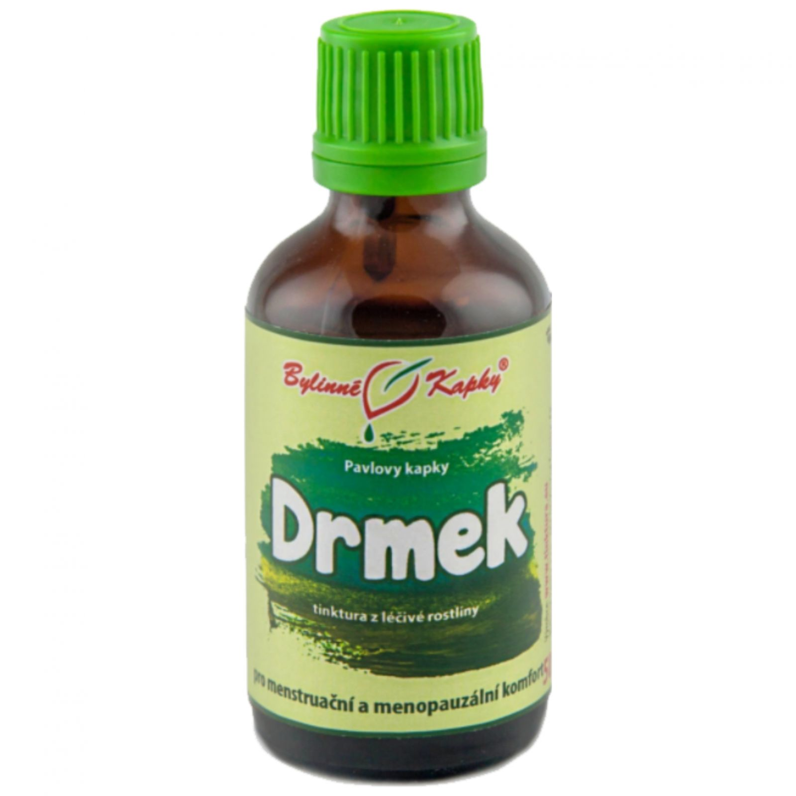 Bylinné kapky Drmek - přírodní progesteron 50 ml