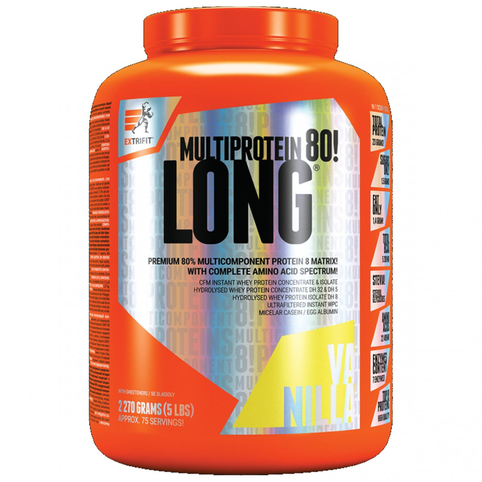 Extrifit Long 80 Multiprotein 2270 g