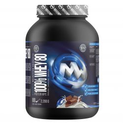 MAXXWIN 100% Whey 80 ─ 2200 g