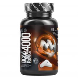 MAXXWIN BCAA 4000 Strong Formula 240 Tabletten