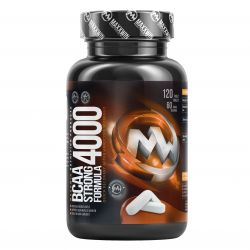 MAXXWIN BCAA 4000 Strong Formula 120 Tabletten