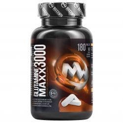 MAXXWIN GLUTAMINE MAXX 3000 ─ 180 Tabletten