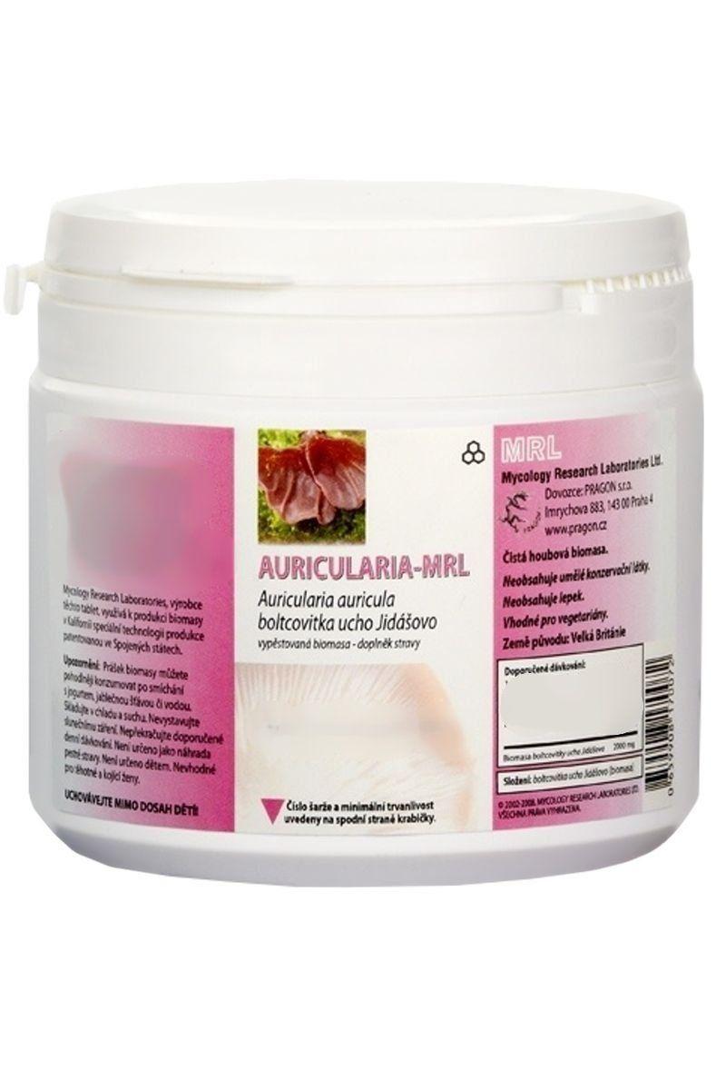 MRL Auricularia ─ Boltcovitka ucho Jidášovo 90 tablet