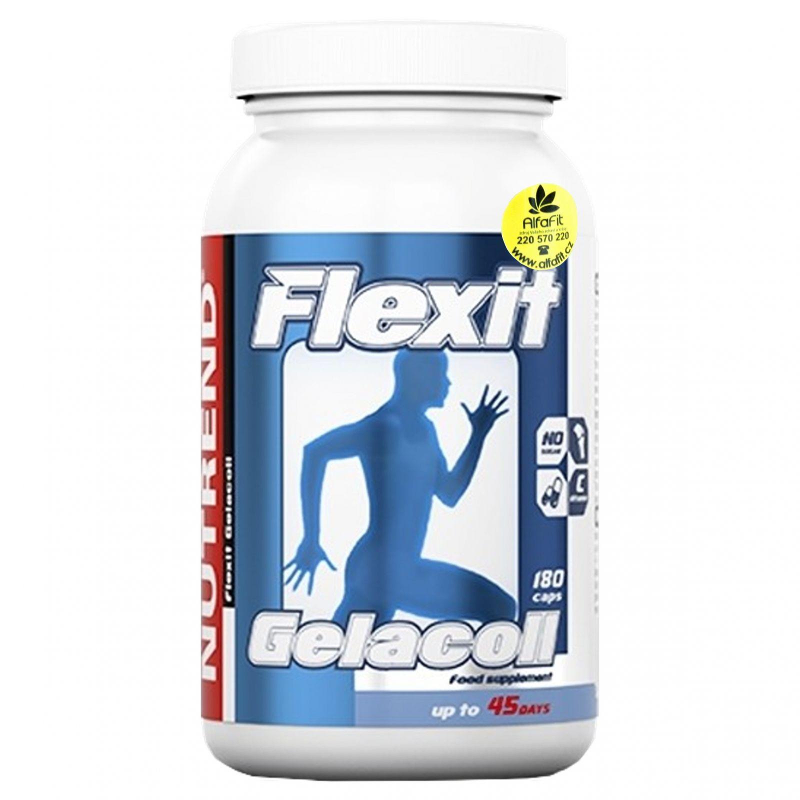 Flexit Gelacoll - kloubní výživa 360 kapslí
