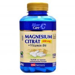 VitaHarmony Magnesiumcitrat 400 mg + Vitamin B6 – 150 Tabletten