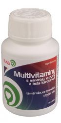 Klas Multivitaminen Klas 60 Tabletten