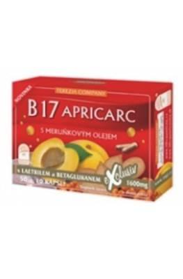 Terezia Company B17 APRICARC 60 Kapseln