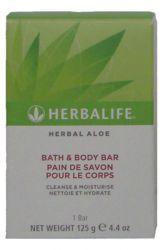 Osvěžující tělové mýdlo Herbal Aloe