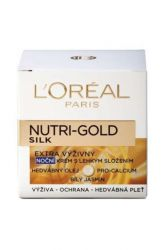 L'Oréal Paris Nutri─Gold SILK Extra Pflegende Nachtcreme 50 ml