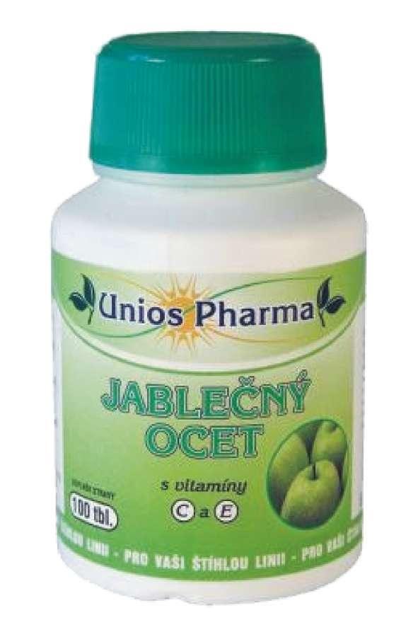 Unios Pharma JABLEČNÝ OCET 220 mg - 100 tablet