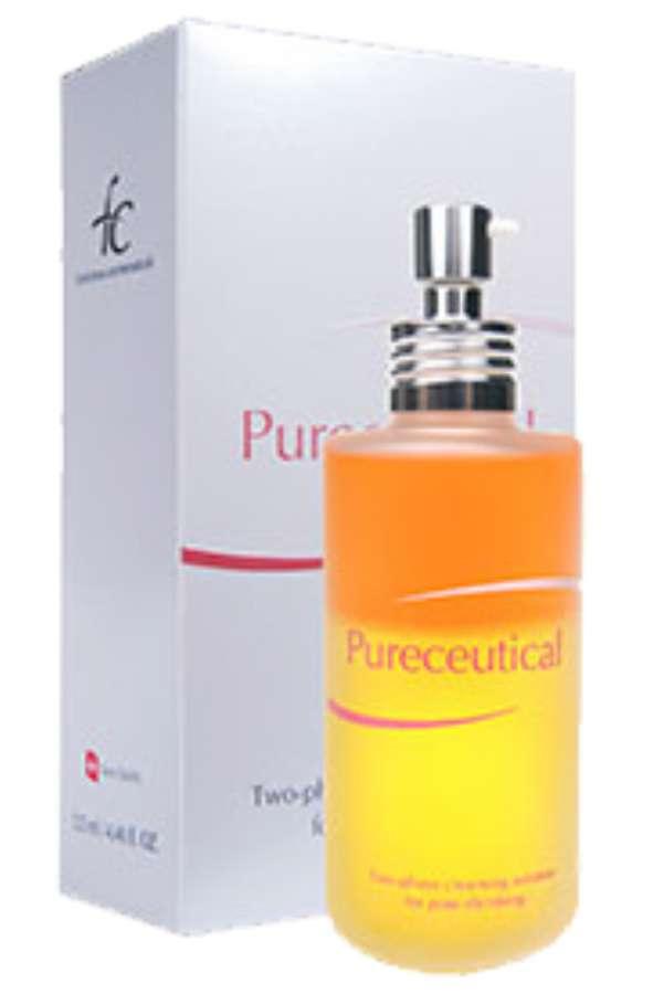 Herb-pharma Pureceutical - Dvojfázový roztok na stahování pórů 125 ml