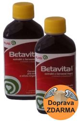 SET 2x Klas Betavital 200 ml