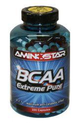 Aminostar BCAA Extreme Pure 220 Kapseln