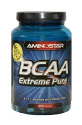 Aminostar BCAA Extreme Pure 4:1:1 ─ 420 Kapseln