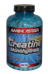 Aminostar Creatine Monohydrate 240 Tabletten