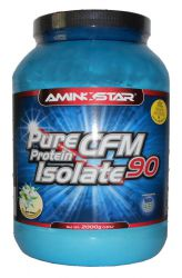 Aminostar Pure CFM Protein Isolate 90 ─ 2000 g
