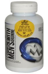 MAXXWIN Men´s Carnitine with Arginine 60 Kapseln