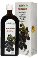 nahrin Narosan borůvkový - 500 ml