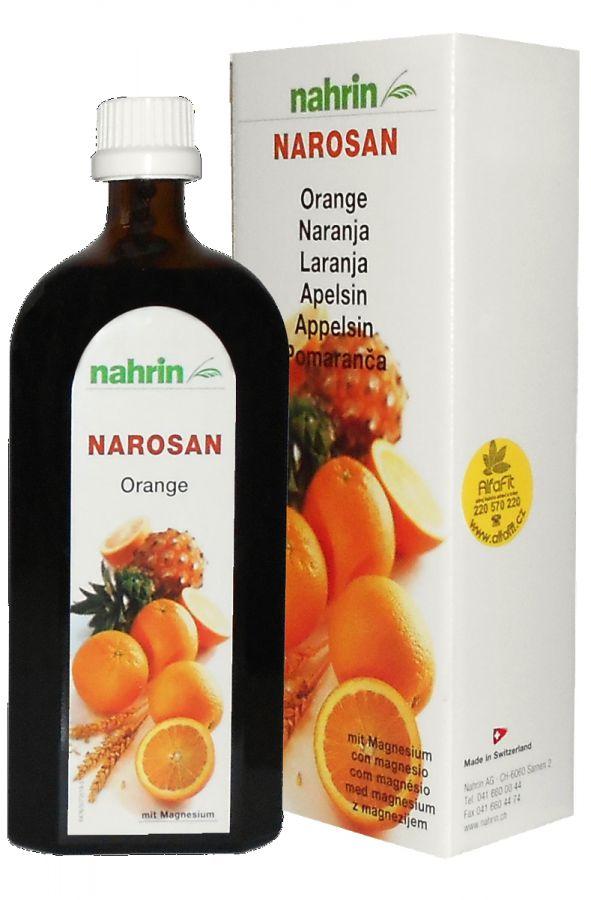 nahrin Narosan pomeranč
