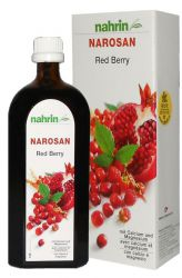 nahrin Narosan Red Berry 500 ml