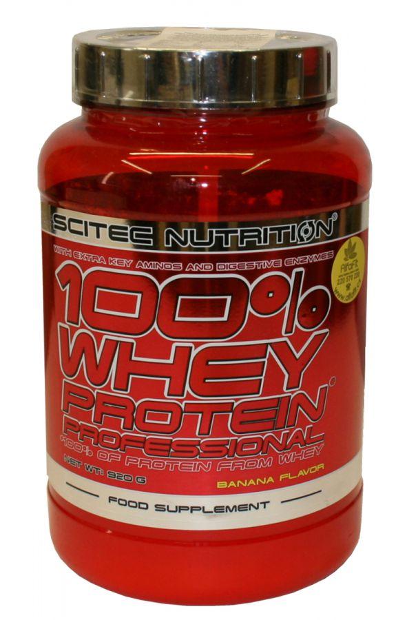 SCITEC 100% Whey professional protein 920 g